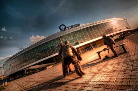 O2 Arena, Prague - Steve Coleman