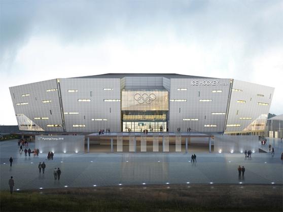 pyeongchang-arena