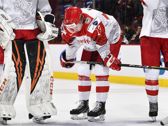 Denmark Relegated To World Junior Championship Division Ia